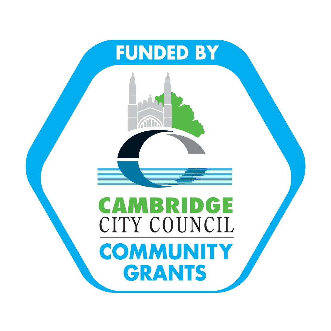 Image result for cambridge city council community grants logo